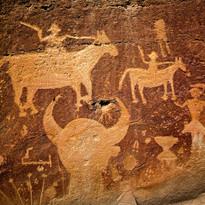 Spaniards on horseback Crow Canyon.jpg