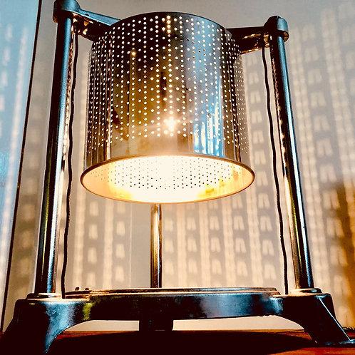 Cider Press Lamp