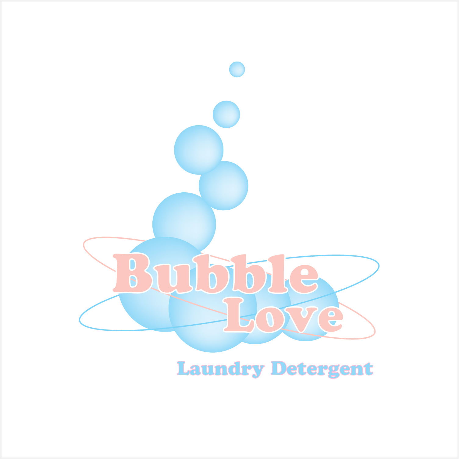 Bubble Love Laundry Detergent