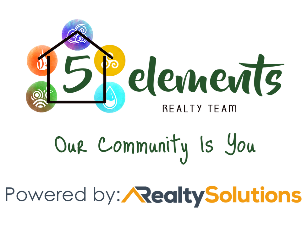5 Elements Realty Team
