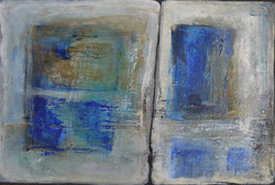 Fenster ins Blaue