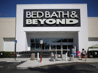 """Are you """"Bed, Bath & Beyond"""" in this story?"""