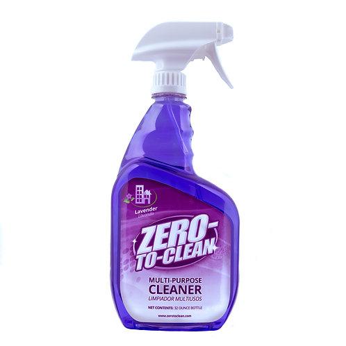 Zero-To-Clean Multi-Purpose Cleaner