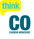 logo for organisation with information on carbon monoxide hazards