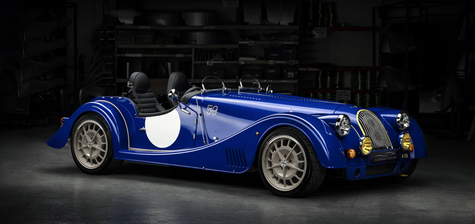 Litherland Photo-Morgan plus 8 50th Anniversary-Automotive Photography