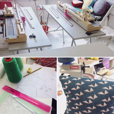 Punch card design workshop