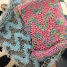 Yarn experiments