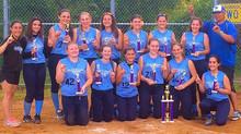 14/16U BPE Lady Titans Win Championship!