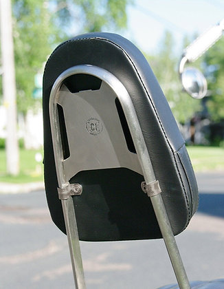 Add a backrest pad to your Combustion Industries Sissy Bar