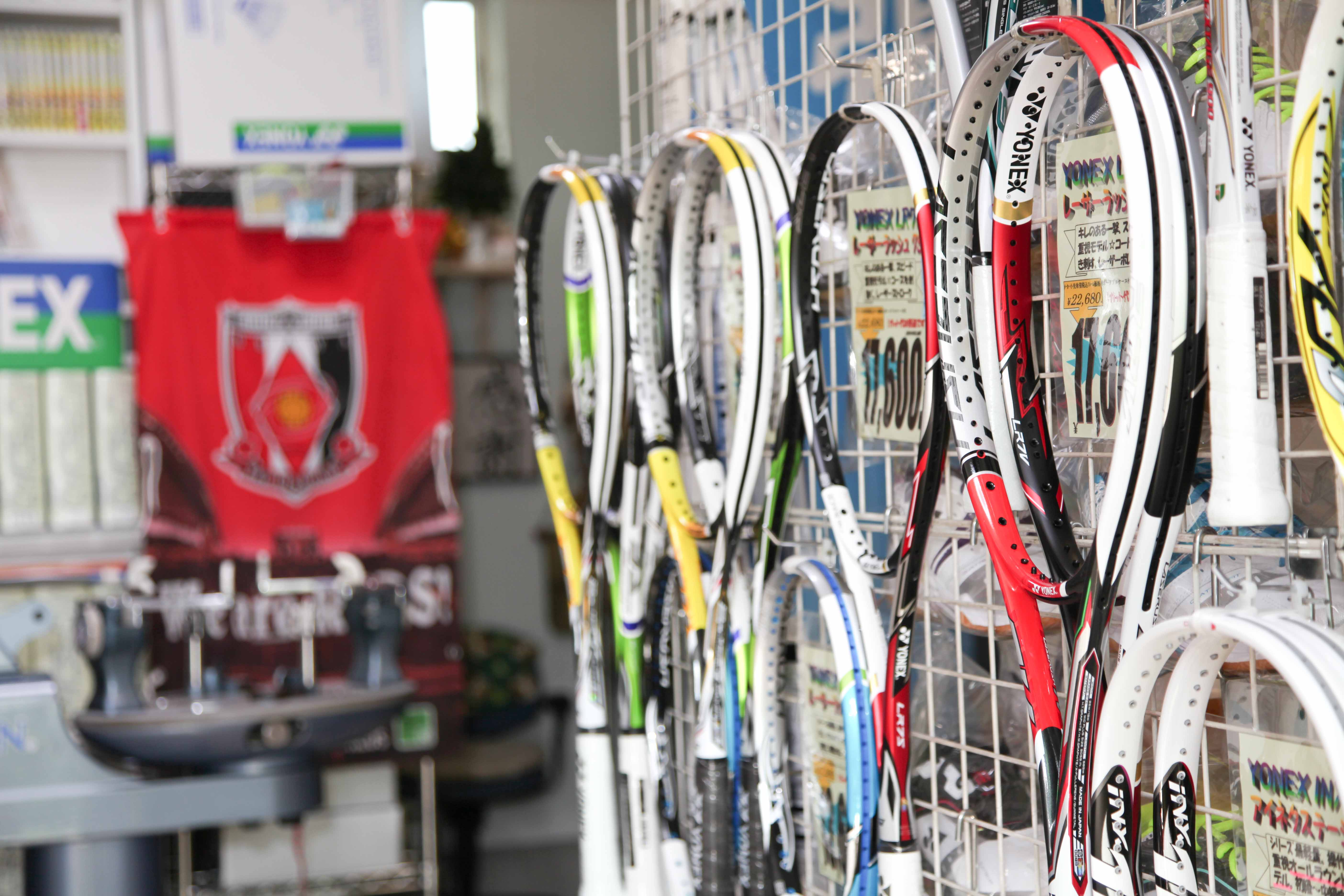 6l トライアンフ l さいたま市東浦和スポーツショップ テニス ソフ