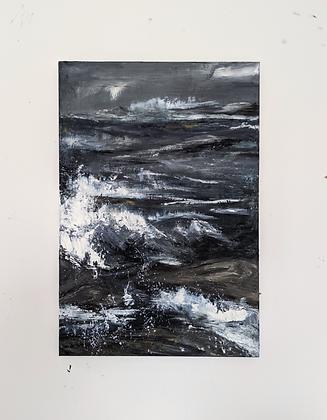 Stormy Seas • 36 x 24