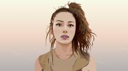 似顔絵_Chara