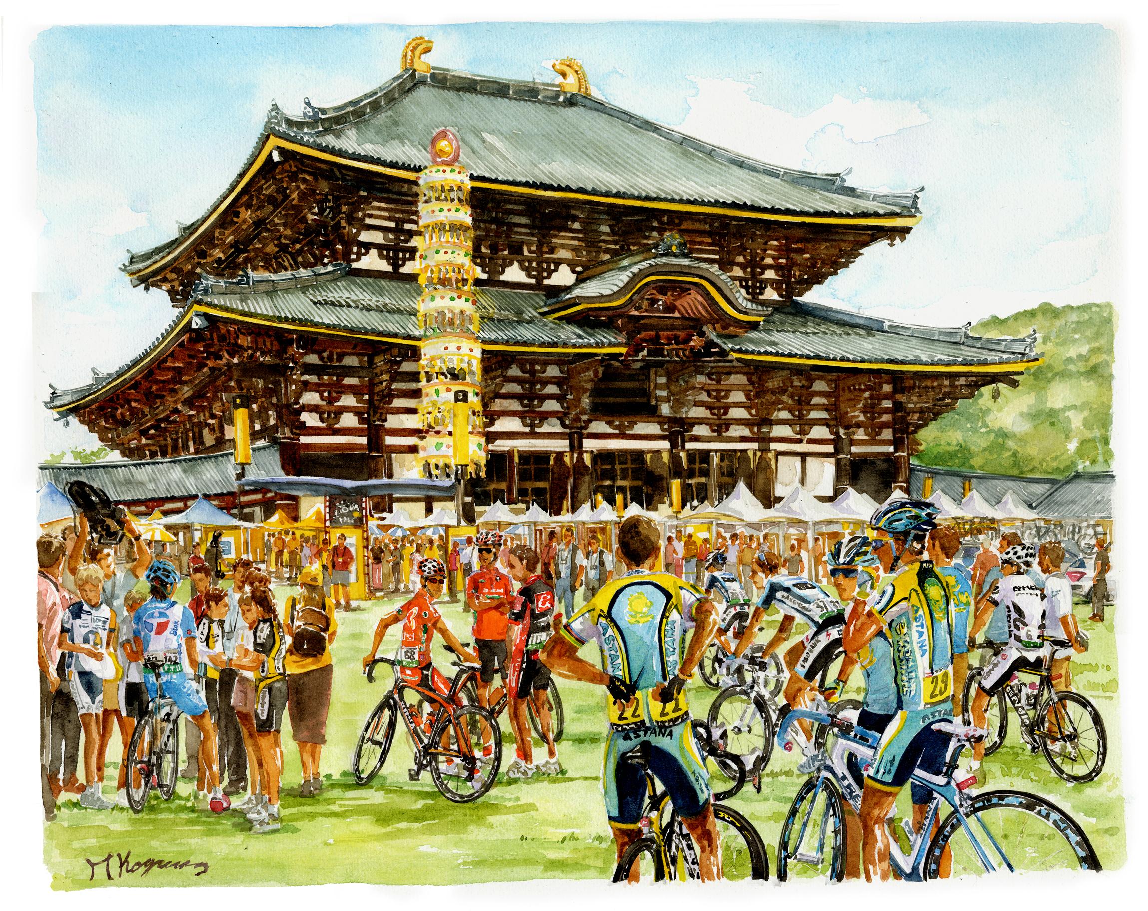 if奈良東大寺