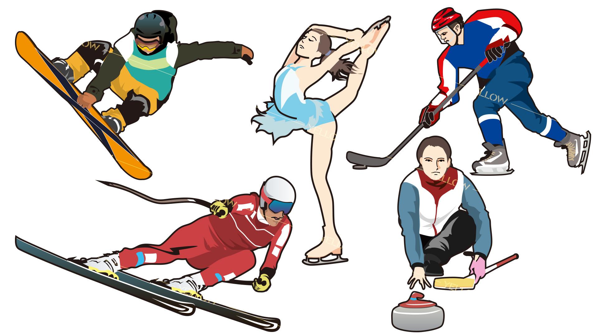 イメージ_冬季オリンピック