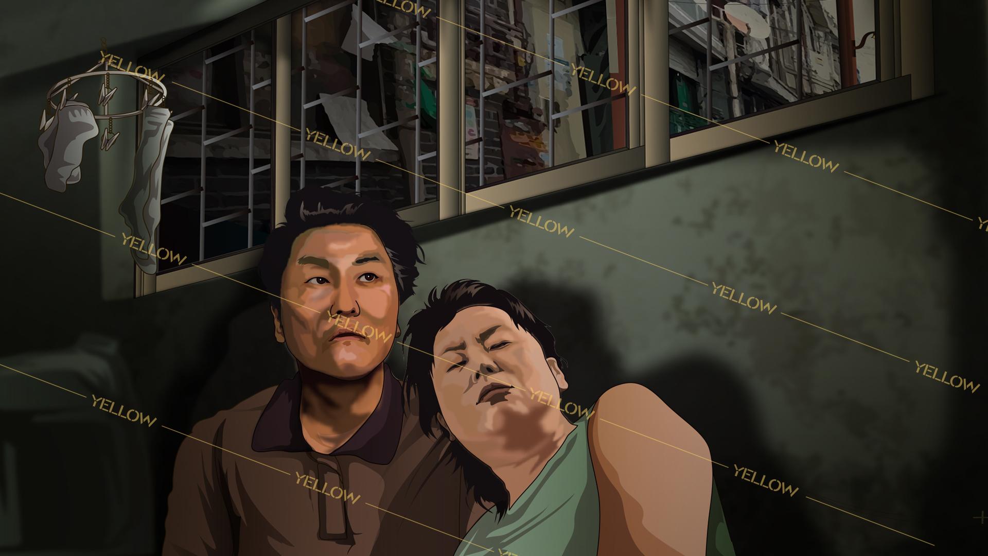 パラサイト_半地下の家族