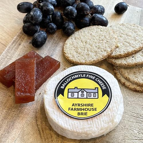 Ballochmyle Farmhouse Brie