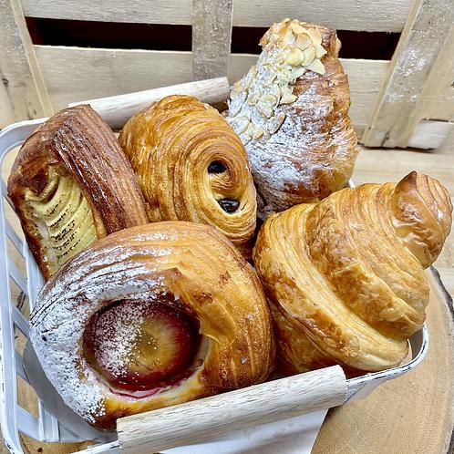 Parisian Brunch by Wheatberry Bakery