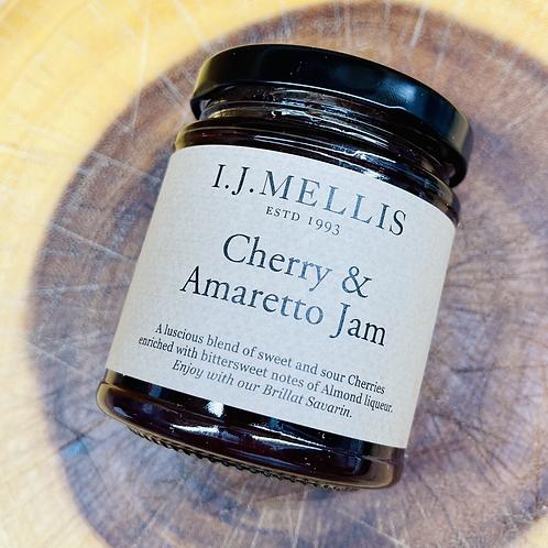 Cherry & Amaretto Jam