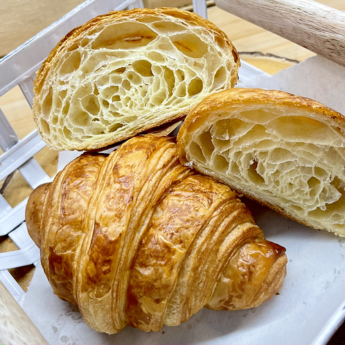 All Butter Croissant by Wheatberry Bakery