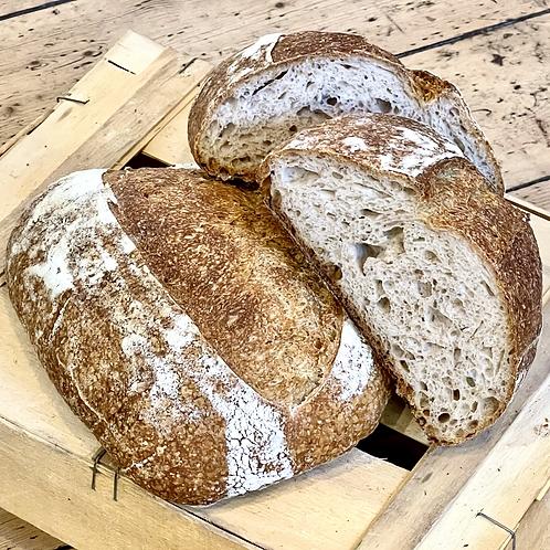 Wheatberry Rye & Wholemeal Sourdough