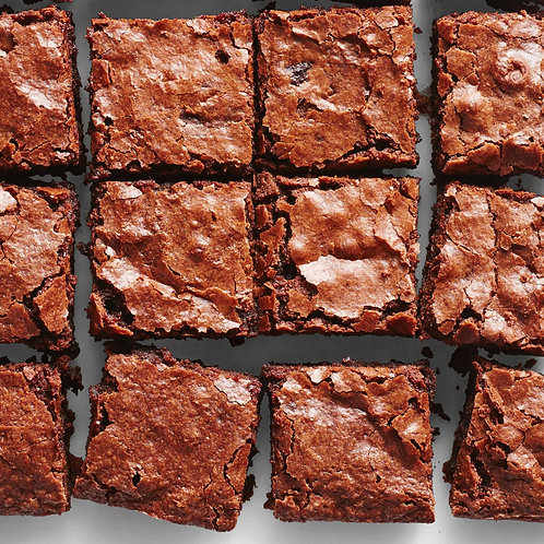 Tripple Choc Brownie