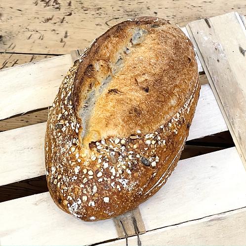 Soja's Bakehouse Multigrain Sourdough