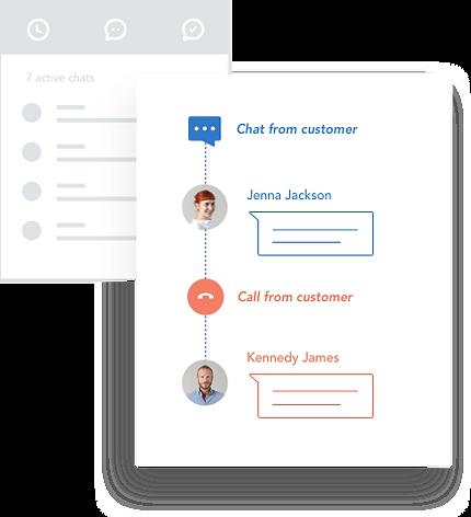 Wix Answers Single Customer View