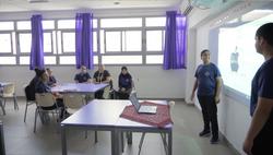 שיעור בבית ספר אלמוסקתבל