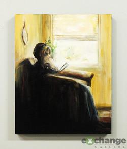 Chet Davis -- Reading By The Window