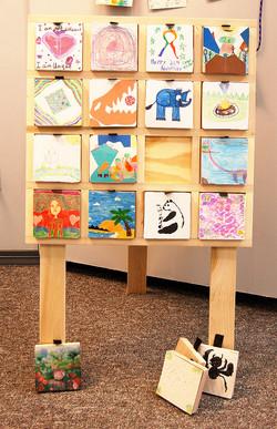 Art Cart artists 1