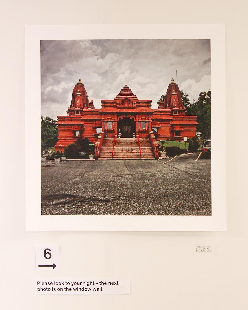 Brian Cohen -- Hindu Jain Temple