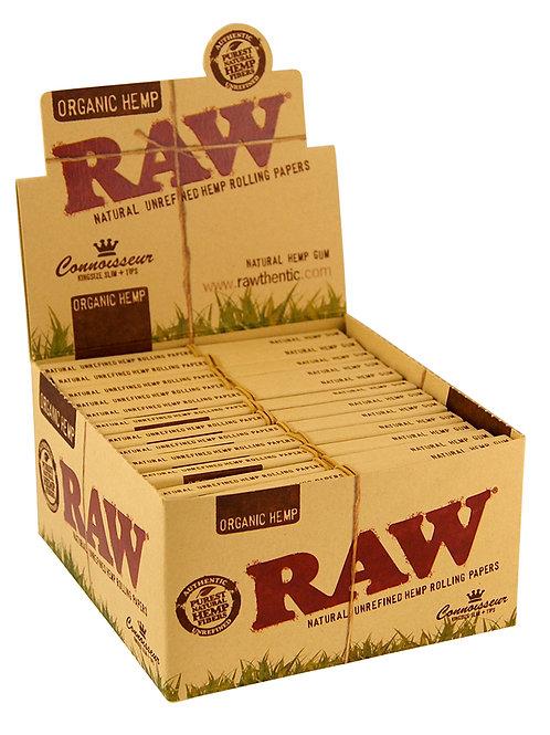 Seda RAW Organic Connoisseur 1 1/4 +Tips