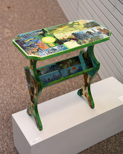 Gina Dignazio -- Reading Table