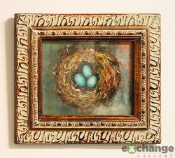 Christine Stametz -- 3 in a Nest