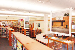 McBride Library -- Brian Cohen photos