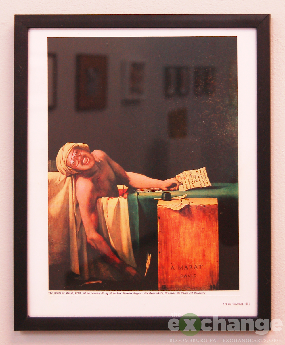 Chris Mathias -- The Death of Marat