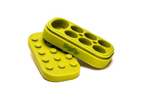 Pote de Silicone  Lego 34ML 6+1  Sillydog