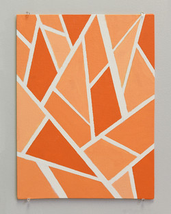 Lexi St Clair -- Angular Orange