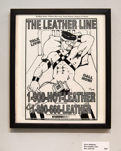 Chris Mathias -- The Leather Line
