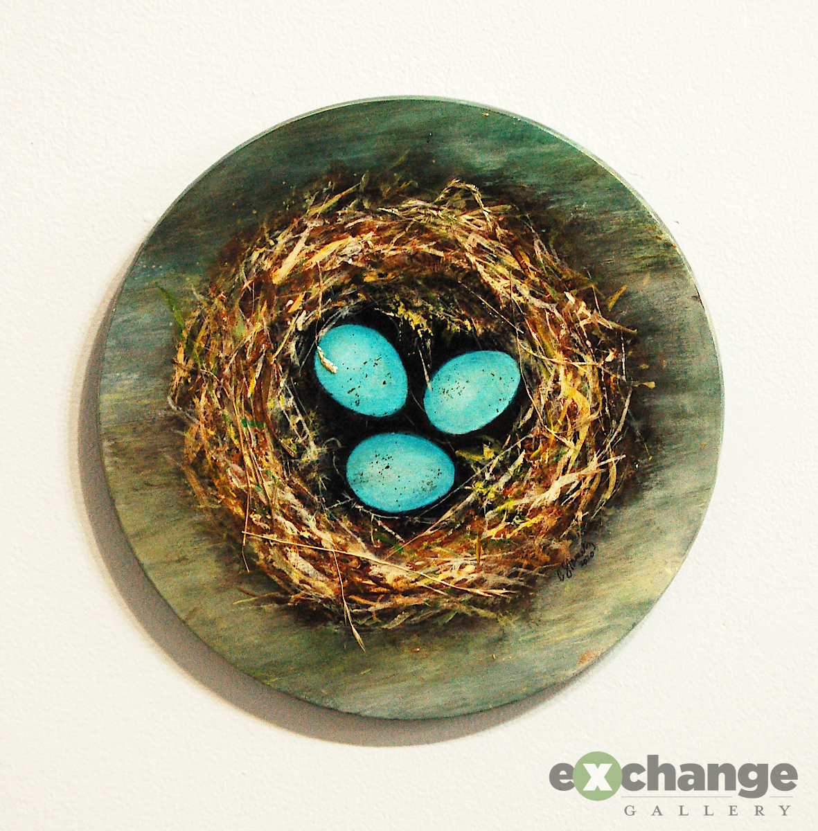 Christine Stametz -- Nest