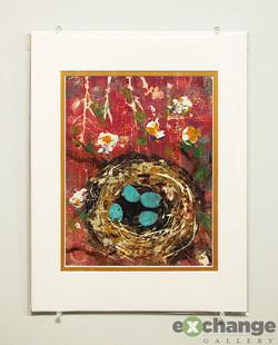 Christine Stametz -- 4 Little Eggs