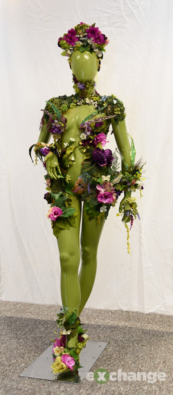 Tahliah Fuller -- Bee Queen-The Green Lady