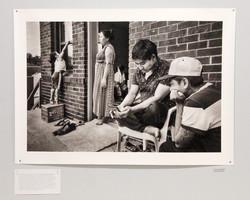 Scott Goldsmith photo -- Bhutanese immigrants