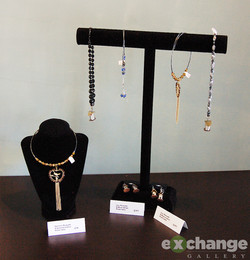 Louy and Stephanie Marquette -- Jewelry.