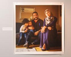 Lynn Johnson photo -- Family from Libya