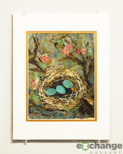 Christine Stametz -- 3 Little Eggs