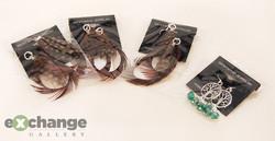 Stephanie Marquette -- Earrings