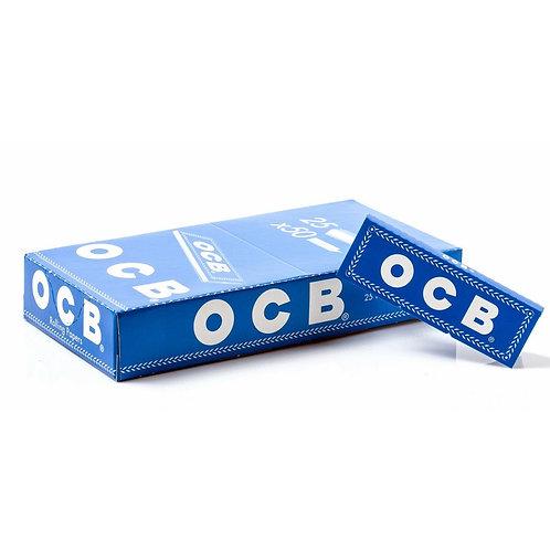 Seda OCB BLUE nº8 -  com 50 folhas