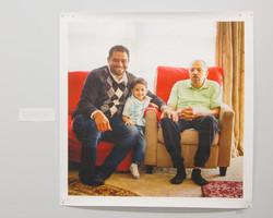Lynn Johnson photo -- Family from Egypt