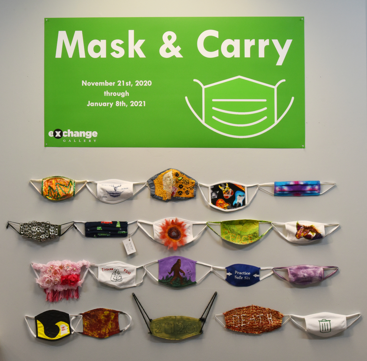 Mask & Carry